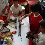 Toy designers