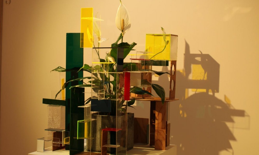 Negotiating Structure in Perspex & Wood