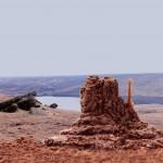 "Sally Barker ""Monument Valley at Gorple"" 2011"