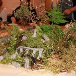student work- model scale landscape